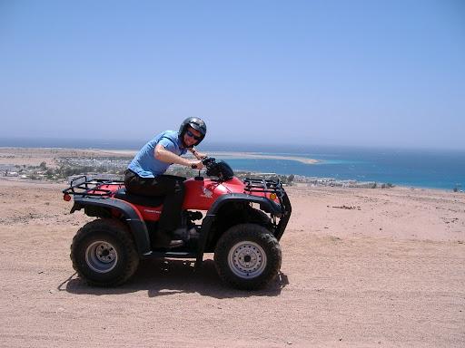 quad beach dahab