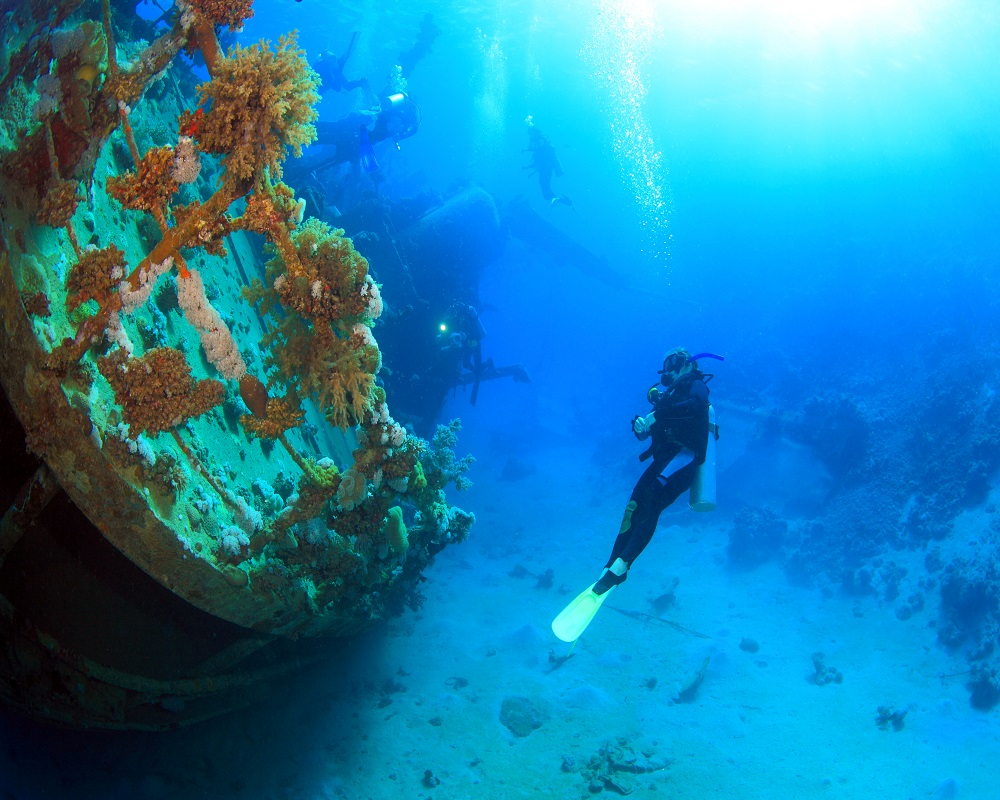 Hurghada is the perfect destination for snorkeling