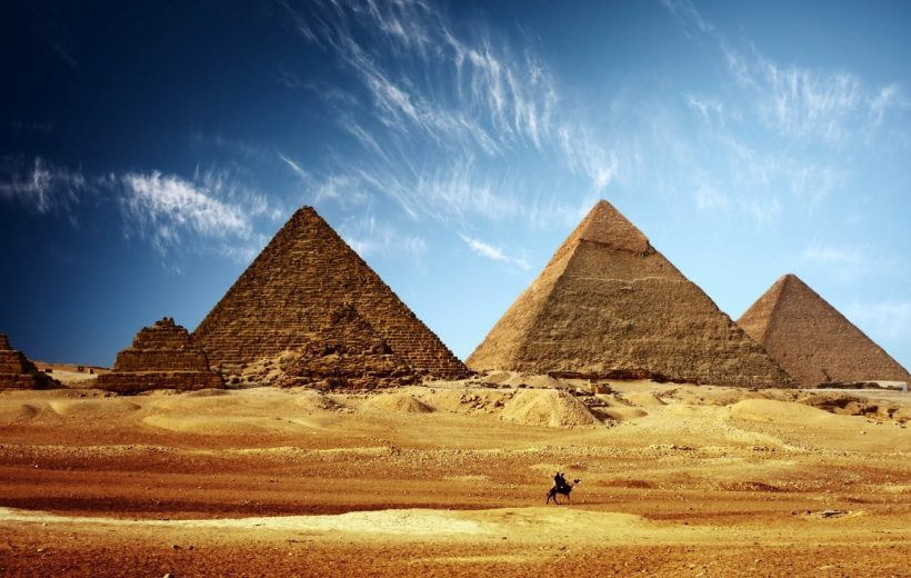 From Sharm El Sheikh: Cairo Tour and Alexandria by Bus