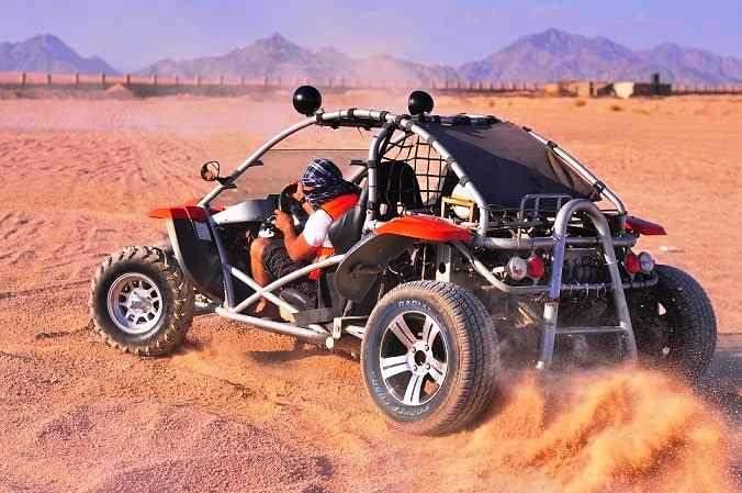 Sharm El Sheikh: Desert Buggy Safari