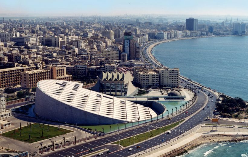 From Cairo: Private 1-Day Tour of Historic Alexandria