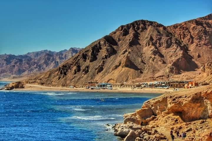 Sharm El Sheikh: 6 * 1 Blue Hole and Dahab City