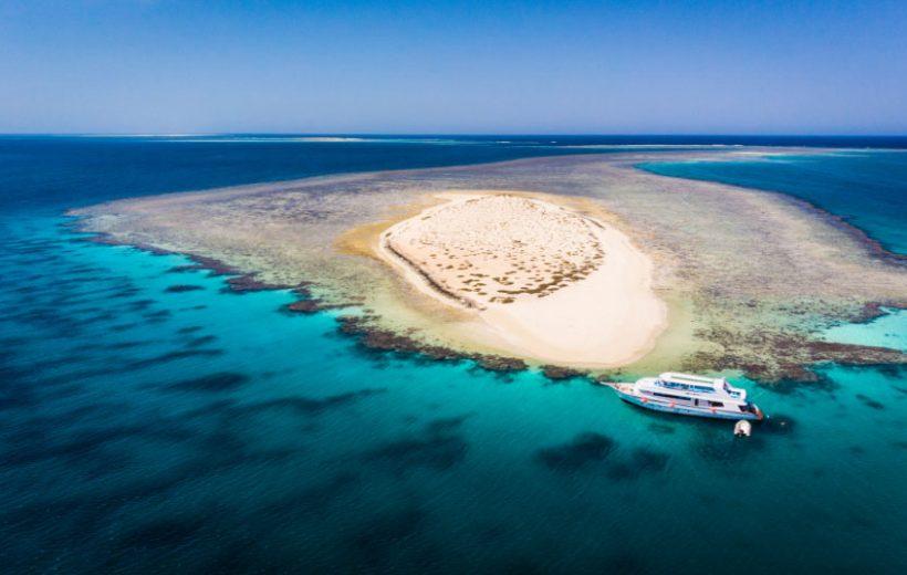 Sharm El Sheikh: Ras Mohammed National Park - Snorkeling Tour, White Island