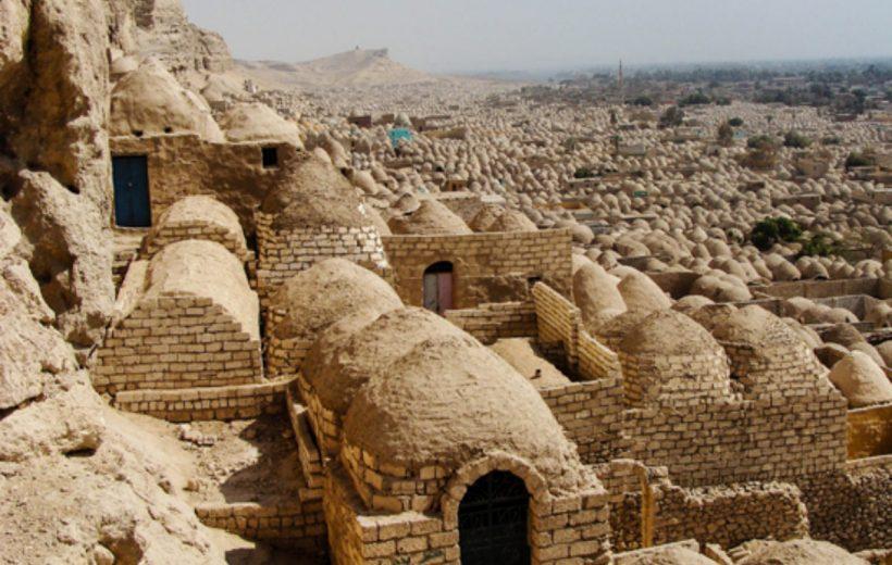 Cairo: El Minya. Pharaonic magic