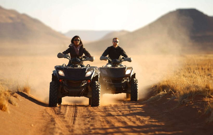 Sharm El Sheikh: Private Motorcycle Safari