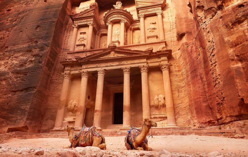 From Sharm El Sheikh: Petra (Jordan)