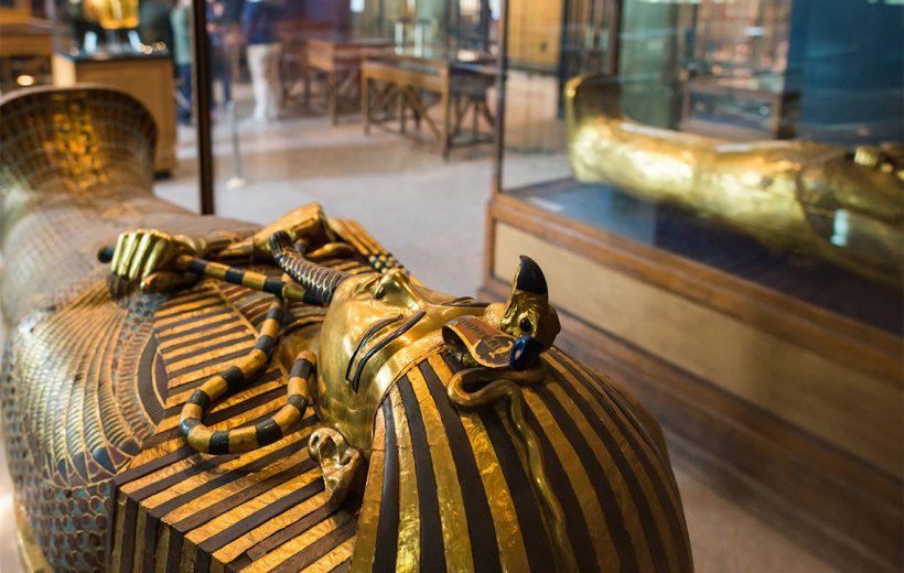 Cairo: Egyptian Museum Tour