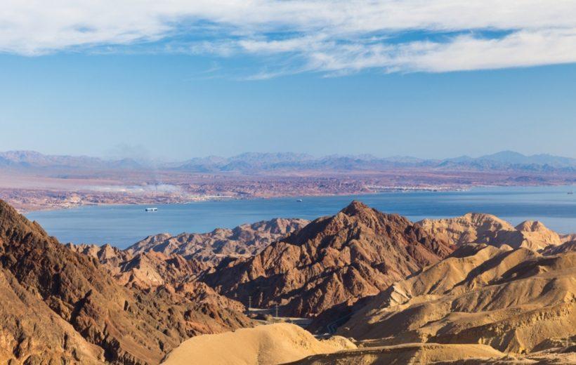 Sharm El Sheikh: 3-Days Mount Sinai and Red Sea Trip