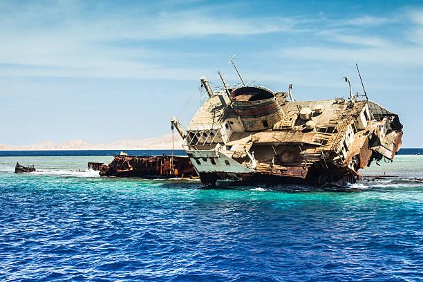 Sharm El Sheikh: Boat Wreck Boat Trip - Tiran Island