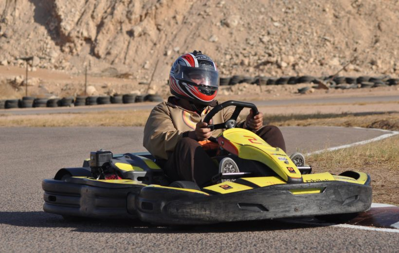 Sharm El Sheikh: Karting