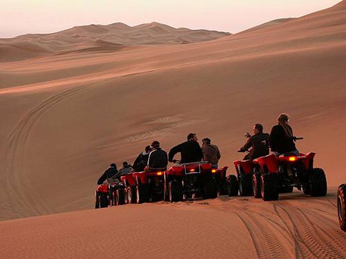 Sharm el Sheikh: Rhino Safari 4 x 4 Desert